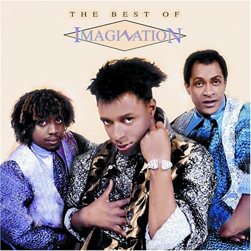 Imagination - The Best of By Imagination