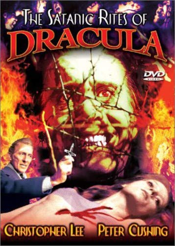Satanic Rites of Dracula (DVD-R) (1973) (All Regions) (NTSC) (US Import)