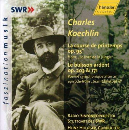Koechlin: La Course De Printemps (Jungle Book), Le Buisson Ardent