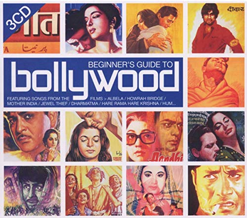 Various Artists - Beginner's Guide To Bollywood Vol 1 By Various Artists