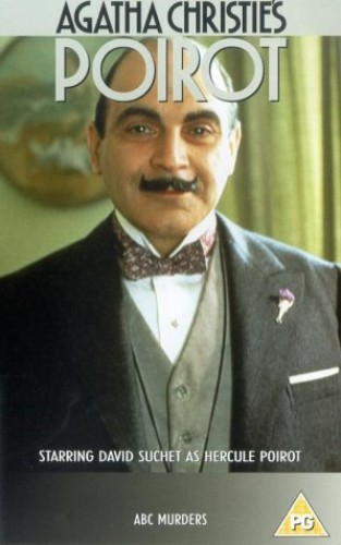 Agatha-Christie-039-s-Poirot-ABC-Murders-DVD-1989-CD-JXVG-FREE-Shipping