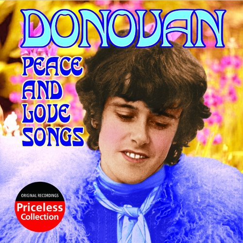 Donovan - Peace And Love Songs By Donovan