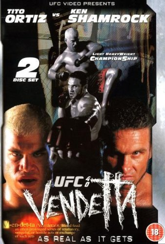 Ultimate Fighting Championship - UFC Ultimate Fighting Championship 40 - Vendetta