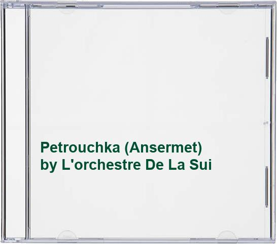 Petrouchka (Ansermet)