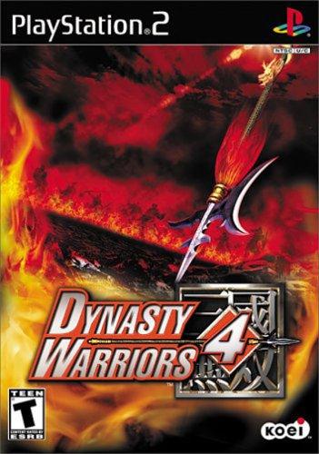 Dynasty Warriors 4 (PS2)