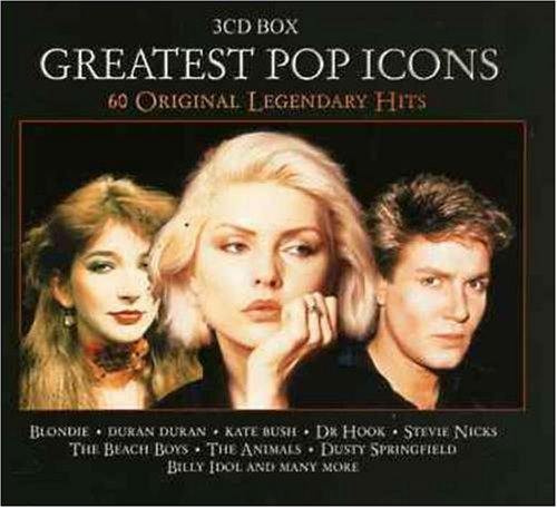 Various Artists - Greatest Pop Icons By Various Artists