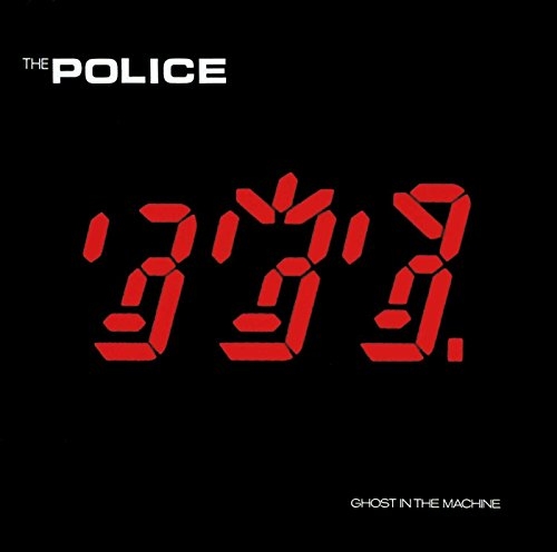 The Police - Ghost In The Machine By The Police