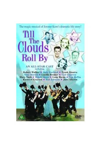Till-the-Clouds-Roll-By-DVD-CD-W7VG-FREE-Shipping