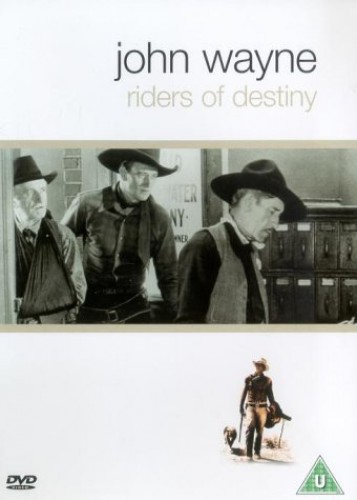 Riders-Of-Destiny-DVD-1934-CD-XVVG-FREE-Shipping