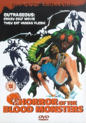 Horror-of-the-Blood-Monsters-DVD-CD-Y1VG-FREE-Shipping