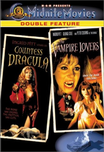 Countess Dracula  / The Vampire Lovers  (Double Feature)    [N