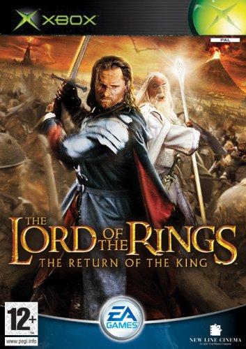 The Lord of the Rings - The Lord of the Rings: The Return of the King (Xbox)