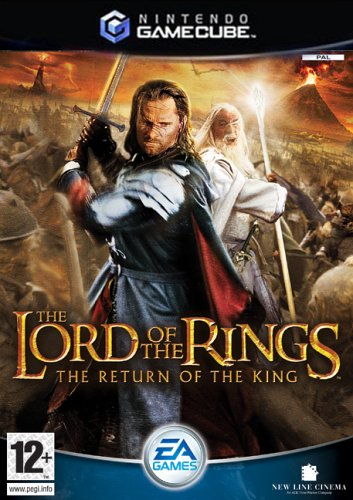 The Lord of the Rings - The Lord of the Rings: The Return of the King (GameCube)