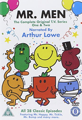 Mr Men - The Complete Original Series 1 And 2