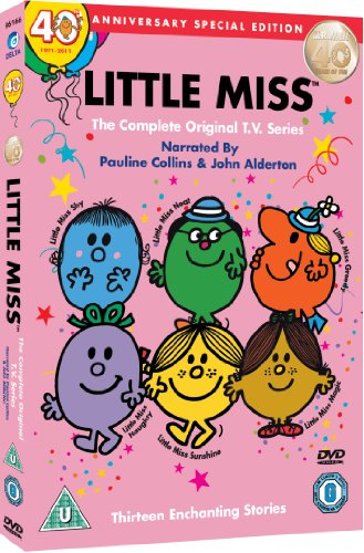 Little Miss - The Complete Original Series