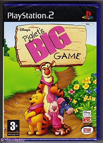 Piglet's Big Game (PS2)