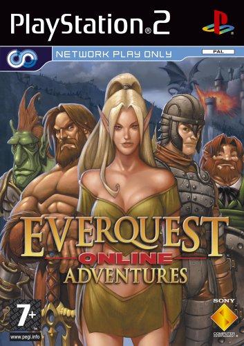 EverQuest Online Adventures (PS2)
