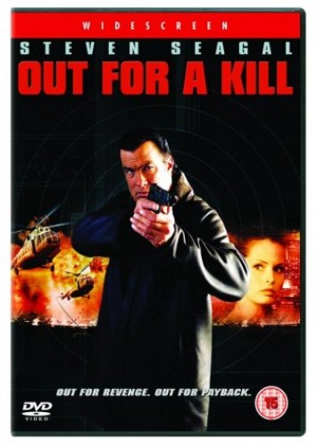 Out-For-A-Kill-DVD-2003-CD-51VG-FREE-Shipping