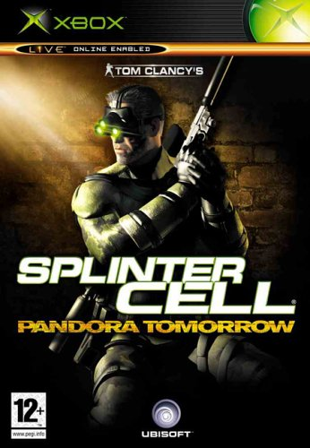 Tom Clancy's Splinter Cell - Splinter Cell: Pandora Tomorrow (Xbox)