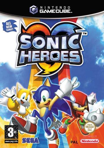 Sonic Heroes (GameCube)