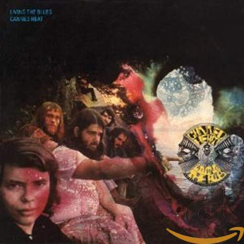 Canned Heat - Living The Blues By Canned Heat