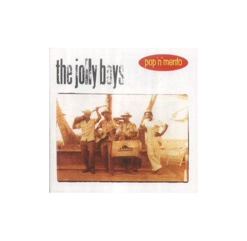 Jolly Boys - Pop 'n' Mento By Jolly Boys