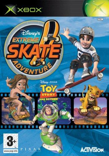 Disney's Extreme Skate Adventure (Xbox)