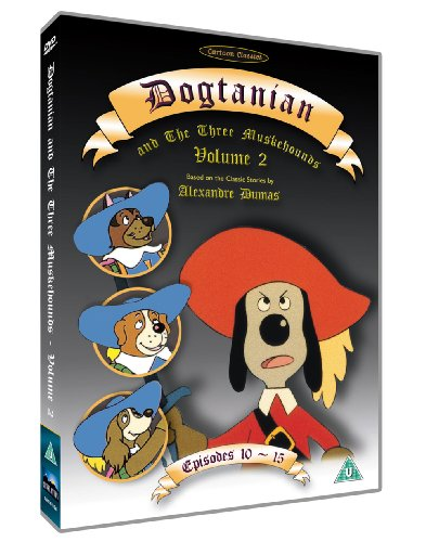 Dogtanian And The Three Muskehounds Vol.2 -