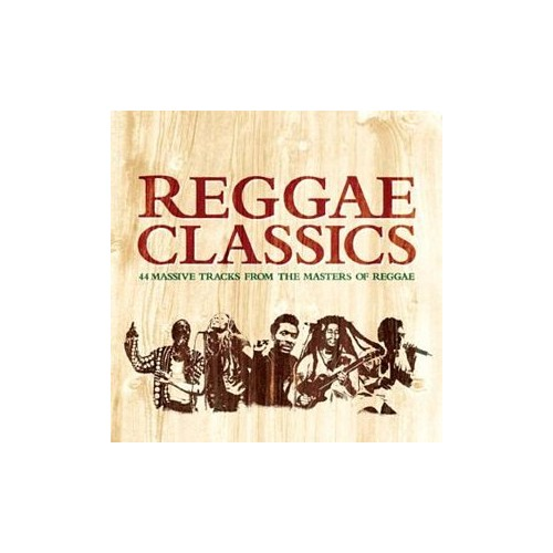Various Artists - Capital Gold Reggae Classics By Various Artists