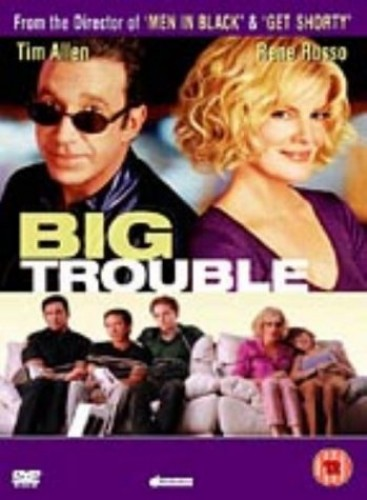 Big-Trouble-DVD-CD-CLVG-FREE-Shipping