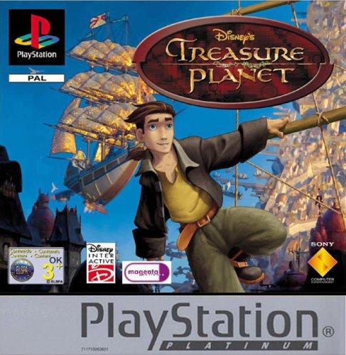 Treasure Planet Platinum
