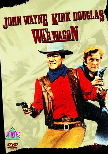 The-War-Wagon-DVD-1967-CD-N8VG-FREE-Shipping