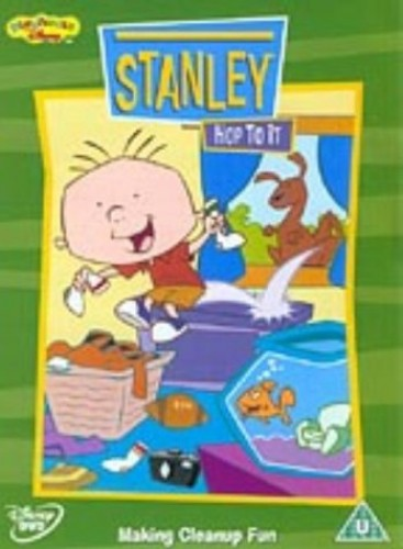 Stanley-Hop-To-It-DVD-CD-LAVG-FREE-Shipping