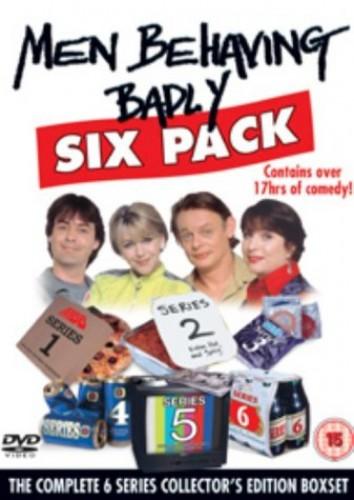 Men Behaving Badly Six Pack - Series 1-6 BBC