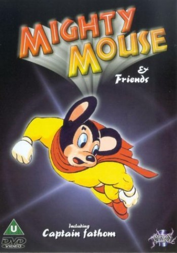 Mighty Mouse And Friends