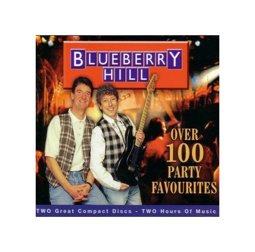 Blueberry Hill - Oh, What An Atmosphere - Blueberry Hill - Over 100 Party Favourites - Double CD - T By Blueberry Hill