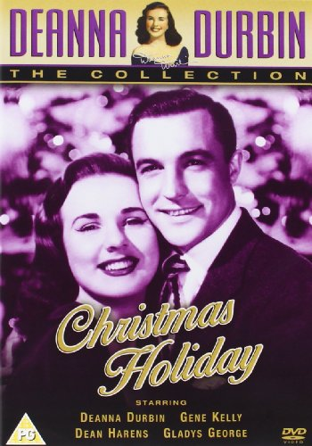 Deanna-Durbin-Christmas-Holiday-DVD-1944-CD-41VG-FREE-Shipping