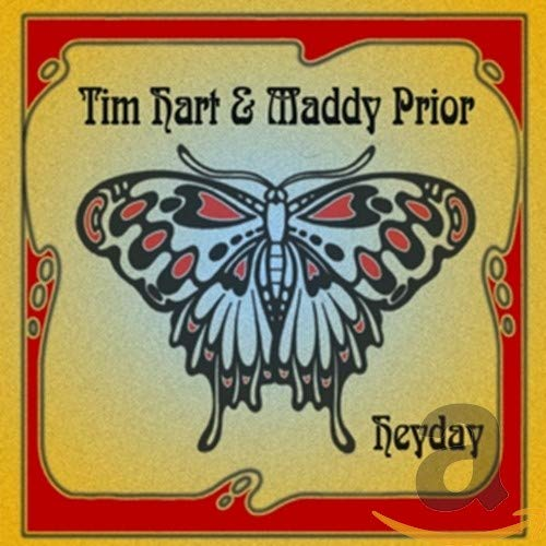 Maddy Prior - Heydays By Maddy Prior