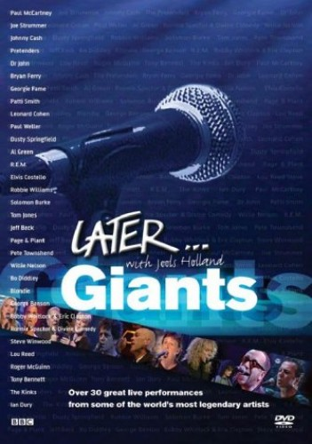 Later with Jools Holland: Giants [DVD] [1992] - DVD  LTVG The Cheap Fast Free