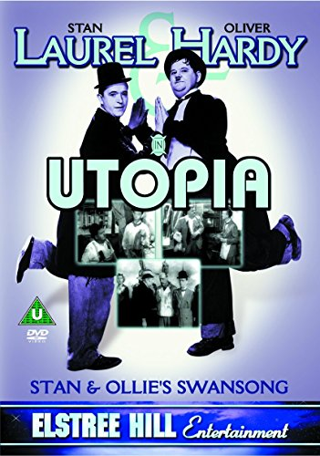 Laurel-And-Hardy-Utopia-1950-DVD-CD-XAVG-FREE-Shipping
