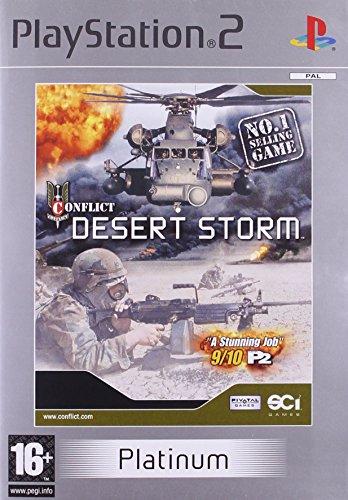 Conflict Desert Storm - Platinum