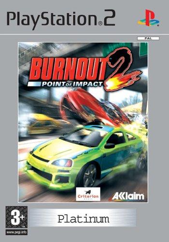 Burnout 2 : Point of Impact (Platinum)