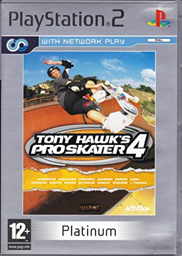 Tony Hawk's Pro Skater 4 (PS2)