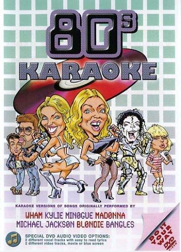 80s-Karaoke-DVD-CD-1TVG-FREE-Shipping