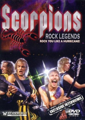 Scorpions - Scorpions: Rock Legends - Exclusive Interviews