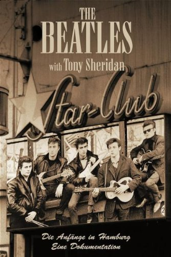 The Beatles: The Beatles With Tony Sheridan - The Beginnings...