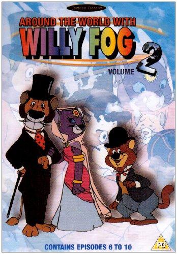 Around The World With Willy Fog Vol.2 - Episodes 8-10