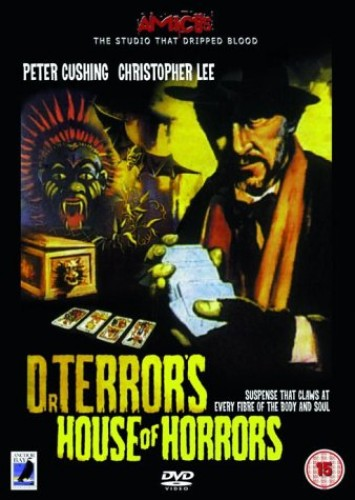 Doctor-Terror-039-s-House-Of-Horrors-1965-DVD-CD-SSVG-FREE-Shipping
