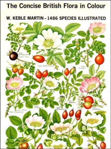 The Concise British Flora in Colour By W.Keble Martin
