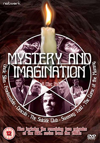 Mystery And Imagination - The Complete Series (All the remaining episodes)